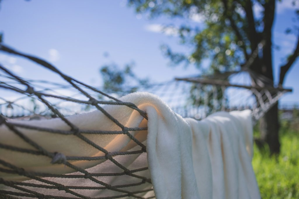 Pawleys Island hammock