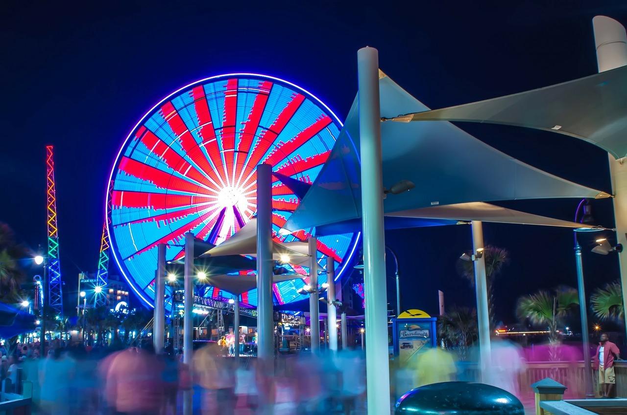 kid's ferris wheel