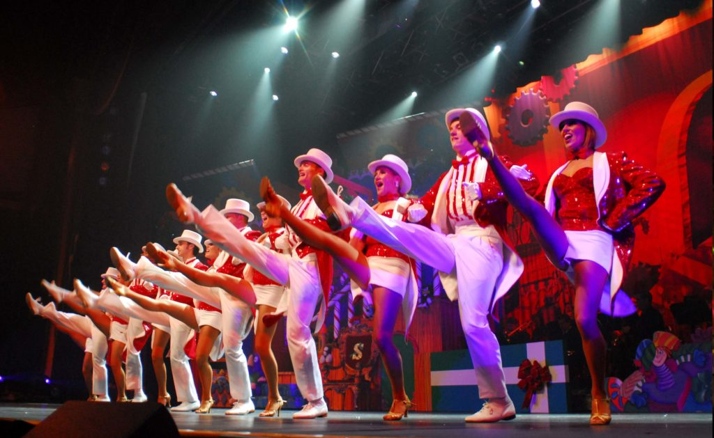 Alabama Theater Chorus Line