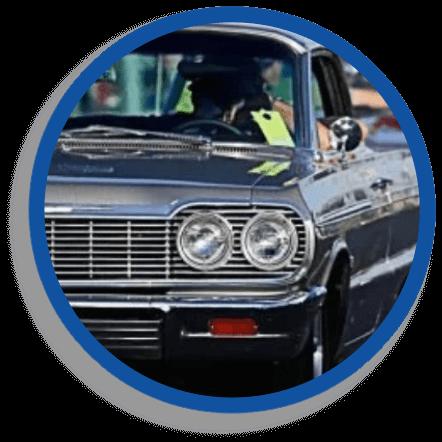1964 Chevy in Myrtle BEach Car SHow