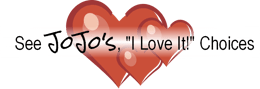 JoJo's I Love It Graphic