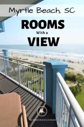view from ocean front balcony