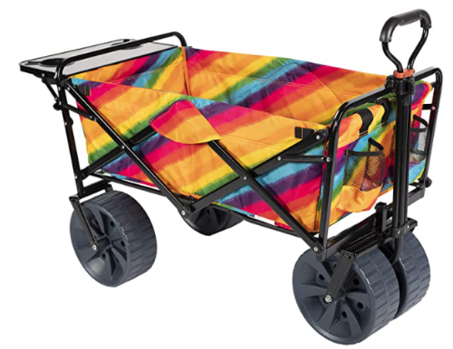 Beach cart beachcomber Mac
