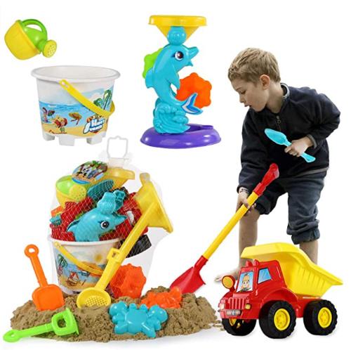 Child beach toys