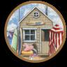 JoJo's Beach Shop Logo