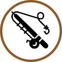 Tackle shop icon